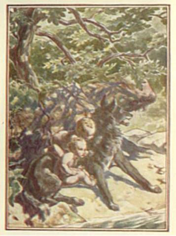 i of romulus and remus novaroma