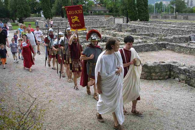 Ludi Romani Nova Roma Certamen Historicum De Legione Xxi